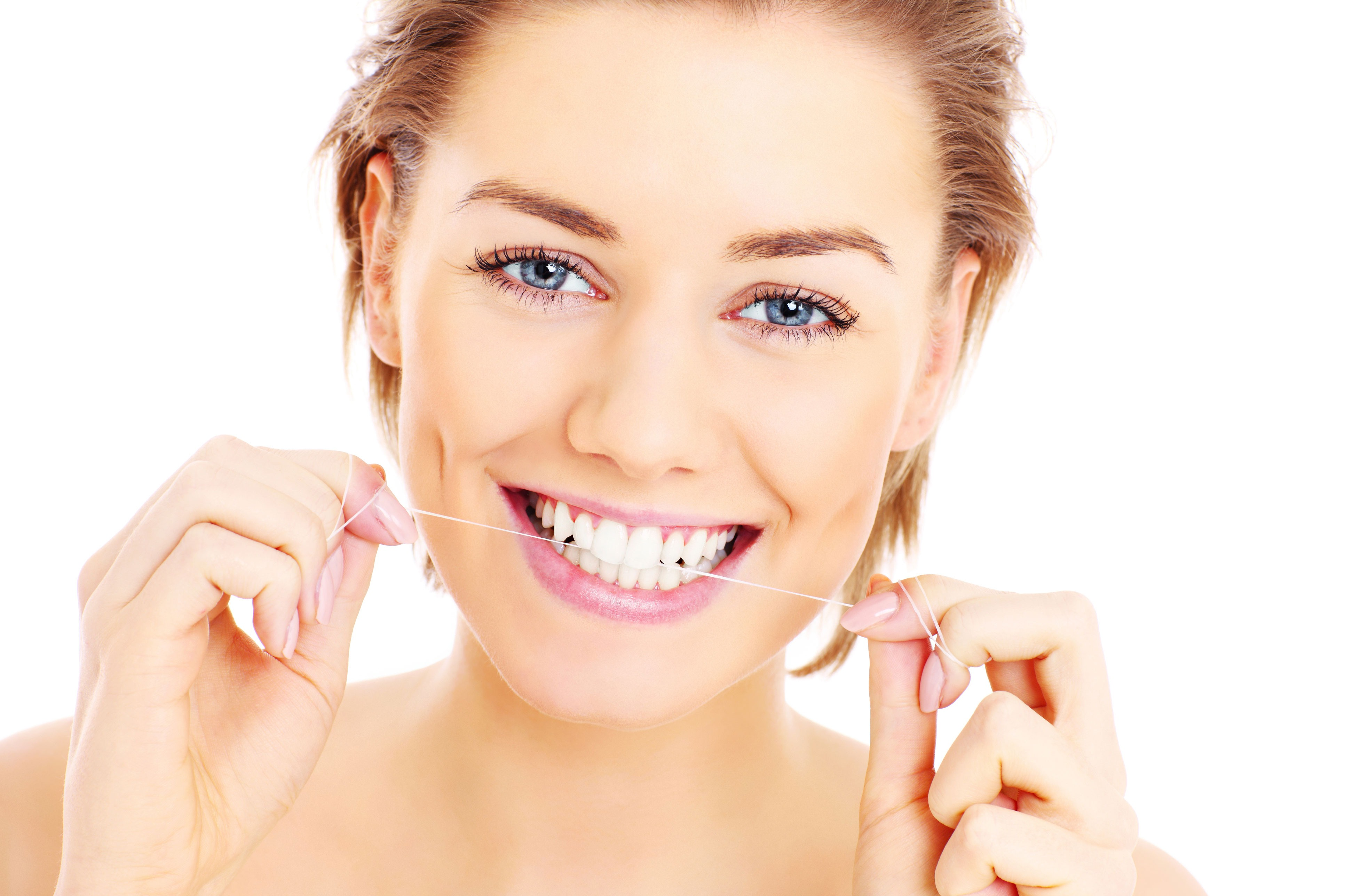 Dentist in West Allis | Only Floss The Teeth You Want To Keep